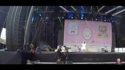 Melanie Martinez Alphabet Boy At Lollapalooza 2016-0