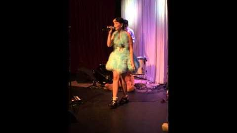 Melanie Martinez - Night Mime & Cry Baby (Part I) - Live at The Lab (Dollhouse EP Tour)