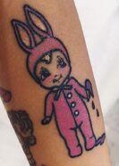 BunnySuitTat