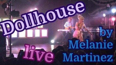 """Dollhouse"" by Melanie Martinez live at House of Blues 11 17 15 Chicago, Illinois"