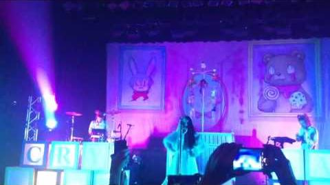 Melanie Martinez - Pity Party LIVE 2016 Brisbane Tivoli