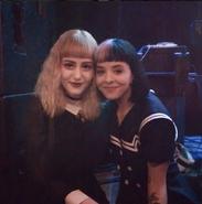 Melanie & Chloe