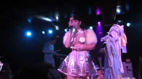 Alphabet Boy - Melanie Martinez Live at the Marlin Room NYC 06 24 14