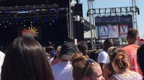Pity Party-Melanie Martinez (at Canal Side, Buffalo NY on June 19, 2016)