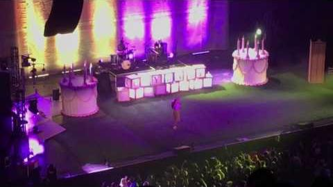 Melanie Martinez Pity Party live in Los Angeles October 20th 2016