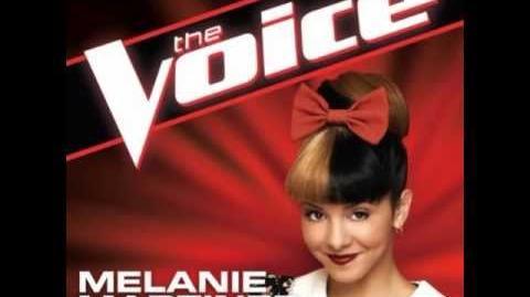 "Melanie Martinez ""Seven Nation Army"" - The Voice (Studio Version)"