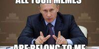 Putin memes