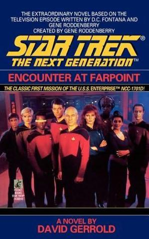 File:299px-Encounter at Farpoint novelization cover.jpg