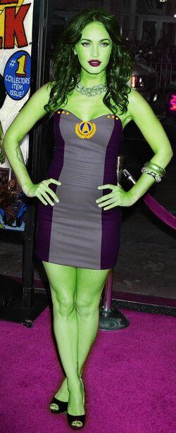 Orion Female Megan Fox by sz N