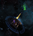 Bajor fighting Jems over Malon II.png