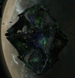 Borg-queen-ship