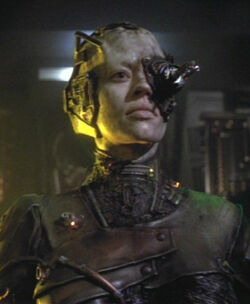 Female Borg