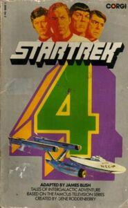 Star Trek 4 corgi cover