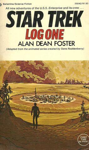 File:Star Trek Log One cover.jpg
