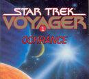 Star Trek: Voyager - romány v češtině