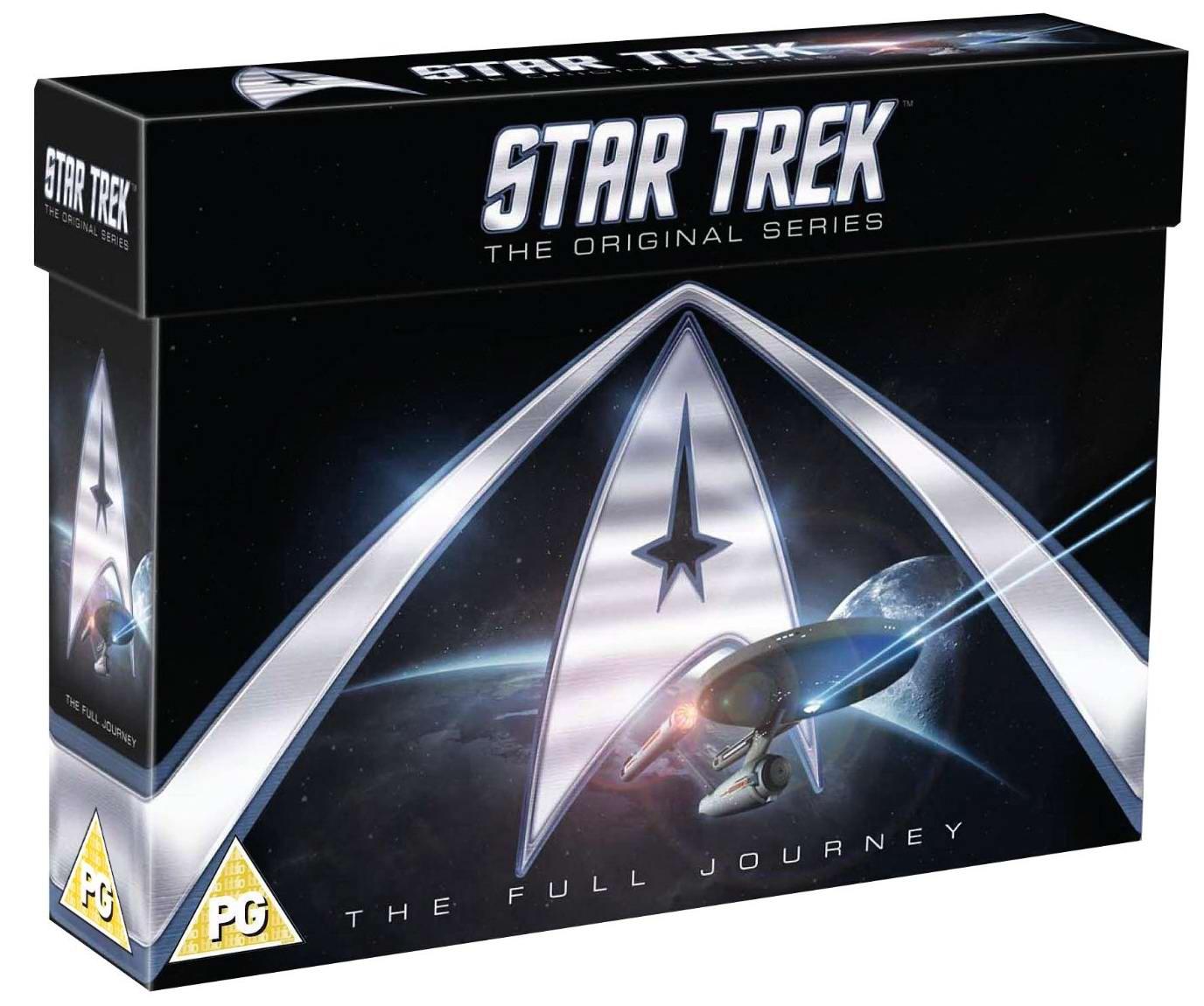 star trek the original series the full journey dvd. Black Bedroom Furniture Sets. Home Design Ideas