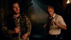 Oliver and John Constantine