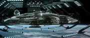 USS Enterprise-E in drydock 2