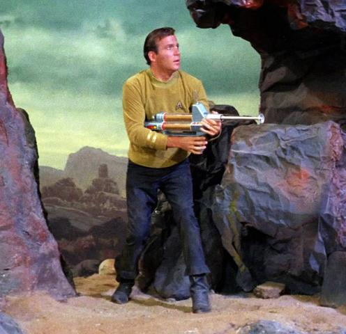 File:James T Kirk with phaser rifle.jpg