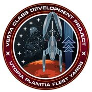 Vesta class patch
