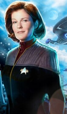 Admiral Kathryn Janeway