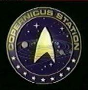 Copernicus Station emblem