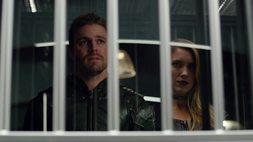 Oliver talks to an incarcerated Black Siren