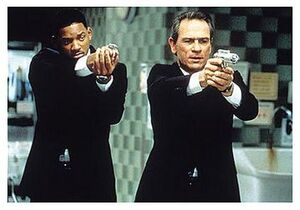 Men in Black weapons