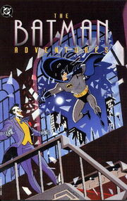 Batman Adventures Vol1 cover