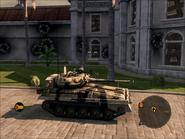 Puma Light Tank Right Side