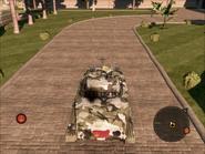 Dragon Lance Light Tank Top Rear