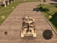 Puma Light Tank Top Front