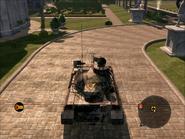 Jaguar Tank Top Rear