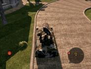 Iron Dove Heavy Anti-Air Top Rear