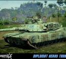 Diplomat Heavy Tank