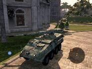 Guardian Artillery Front Quarter
