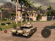 Iron Mountain Heavy Tank Rear Quarter