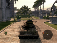 Cavalera Light Tank Rear