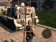 Tempered Hammer Artillery On Foot Rear