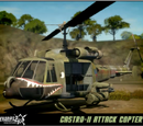 Castro-II Attack Copter