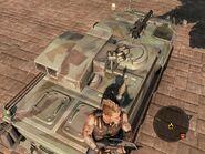 Guardian Anti-Tank Weaponry Rear