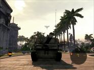Puma Light Tank Rear