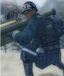 SKU Heavy soldier