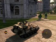 Puma Light Tank Rear Quarter