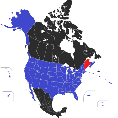 Alternity USA, Maine, 1997