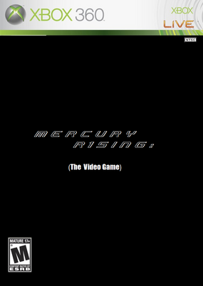 MERCURY R1SING (The Video Game) - 2005