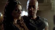 Helios and Morgana preparing