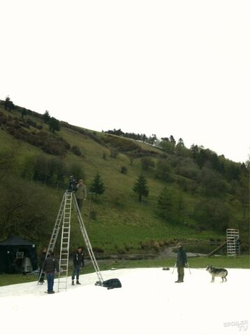 File:Crew and A Wolf Behind The Scenes Series 5.jpg
