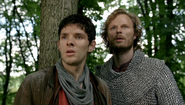 Merlin and Leon
