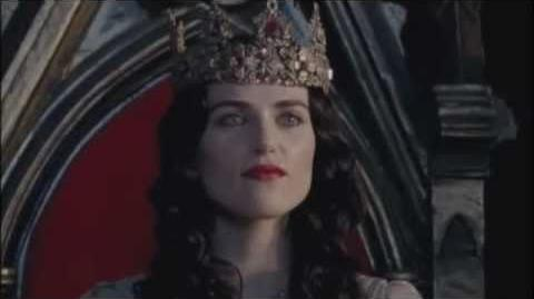 Morgana Becomes Queen